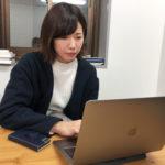 【先輩インタビュー】ぜんぜん違う他業種からWebデザイナーへ転職